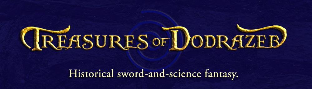 Treasures of Dodrazeb