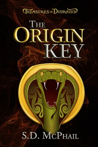 Treasures of Dodrazeb: The Origin Key