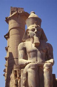 RamsesStatueLuxor
